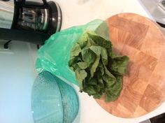 Use #OdorNo bags to prevent food waste. This #lettuce has been in the fridge for 5 days and still looks great!