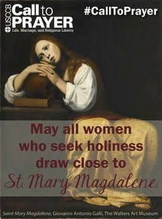 Image result for St Mary Magdalene quotes
