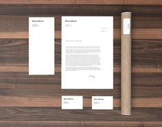 Stationery / Branding MockUp | GraphicBurger