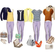 Lilac Jean Styling 4, created by icebubbletea on Polyvore