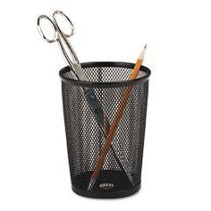 Rolodex Jumbo Wire Mesh Pencil Cup (62557) in Pakistan | online shopping at magiclamp.pk