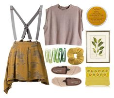 """""""Meadow"""" by thisdesertlife ❤ liked on Polyvore featuring H&M, Matar, Topshop, Tabitha Simmons, SheaMoisture and TOMS"""