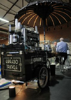 Espresso Tricycle!