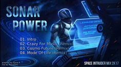 ✯ Sonar Power - Space Intruder Mix (mix by: Mariusz K ) edit. Space, Videos, Music, Youtube, Life, Floor Space, Musica, Musik, Muziek