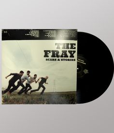 The Fray Scars & Stories Vinyl LP