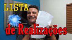 LISTA DE REALIZAÇÕES / Blog do Deill