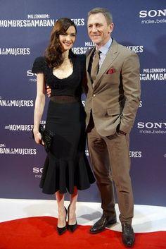 rachel weisz style (great dress!)