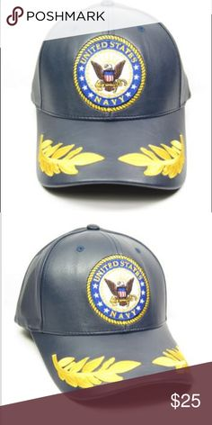 Military Hat Fashion forward vegan leather military hat cc21d4f97eda