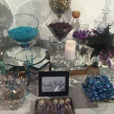 Unique Indulgences Candy Buffet, sweetly designed, awesome!