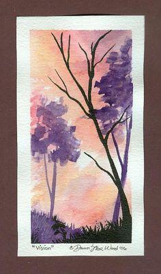 Visions postcard by DawnstarW.deviantart.com on @DeviantArt