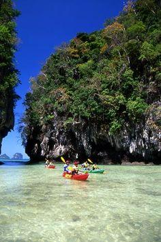 Dream destination: Phang Nga Bay, Phuket, Thailand