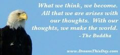 What we think. ...