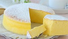 Torta giapponese con 3 ingredienti: la ricetta light di 230 Kcal! Torta Kit Kat, Cake Matcha, Japanese Cotton Cheesecake, Cotton Cake, Cake Recipes, Dessert Recipes, Japanese Cake, Keto Cheesecake, Food Is Fuel