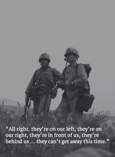 These 13 Chesty Puller quotes show why Marines will love and respect him forever - We Are The Mighty - Americas Tactical Military Entertainment Brand Marine Corps Quotes, Marine Corps Humor, Usmc Quotes, Us Marine Corps, Famous Military Quotes, Quotes Quotes, Crush Quotes, Famous Quotes, Qoutes