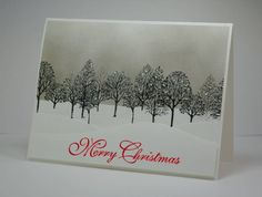 Gray Peaceful Christmas by whippetgirl - Cards and Paper Crafts at Splitcoaststampers