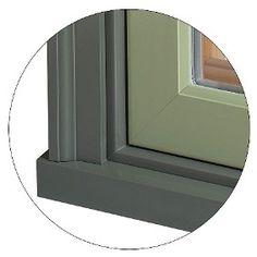 Eagle Window - Exterior Trim Options