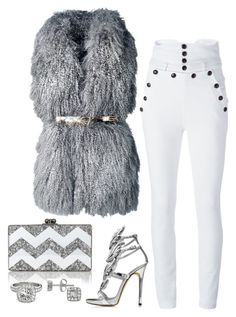 """""""Fashion"""" by fashionkill21 ❤ liked on Polyvore featuring Edie Parker, Isabel Marant, Giuseppe Zanotti, Lilou, Lord & Taylor and Allurez"""