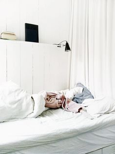 clean white and bright / home & interior