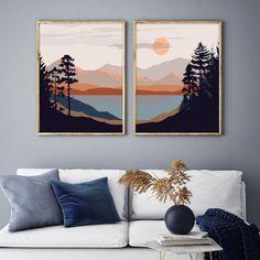 Diy Canvas Art, Wall Canvas, Canvas Wall Paintings, Abstract Canvas Wall Art, Art Paintings, Large Wall Art, Easy Wall Art, Wall Art Sets, Cool Wall Art