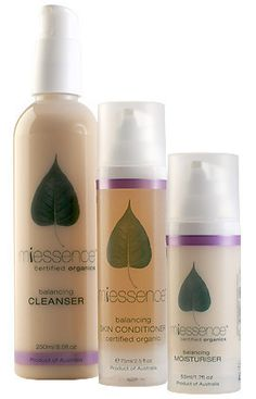 Miessence Balancing Skin Essentials Pack. $111.85