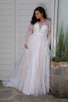 Plus size wedding gowns 2018 Rainy (2)