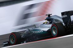 メルセデス:ハミルトンのPUに再びトラブル / F1ロシアGP 予選  [F1 / Formula 1]