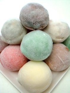 Mochi Ice Cream. I love this stuff! & we sell this in a #Loop store near you! #loopneighborhood