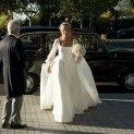 """maria, un vestido con detalles turquesa"" | Sole Alonso"