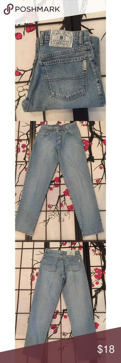 Lucky Brand Button Up Jeans Measurements - Waist 16in / Inseam 33in / Length 43in  Has a little bit of wear on the bottoms but still in great condition. Lucky Brand Jeans Boot Cut