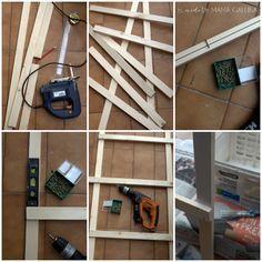 Toallero escalera madera zara home espa a escalera for Escaleras zara home