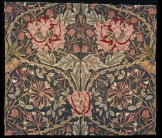 Honeysuckle | Morris, William | V Search the Collections