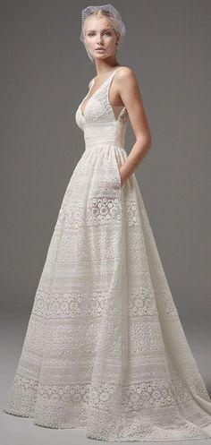 nice 55 Romantic Valentines Day Wedding Dress Ideas  http://lovellywedding.com/2018/02/09/55-romantic-valentines-day-wedding-dress-ideas/