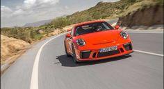 Porsche 911 GT3 MY 2017: immagini ufficiali - Immagine 1 - Anteprime - Motori.it