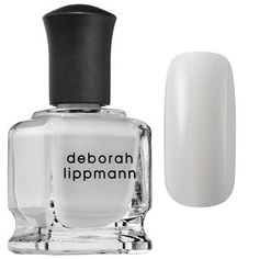 What it is:A luxe, treatment-enriched fashion nail color. What it does:Get runway nail colors that stands out while you get healthier-looking nails with the Deborah Lippmann Whisper Collection. These lacquers are infused with biotin, green tea extra