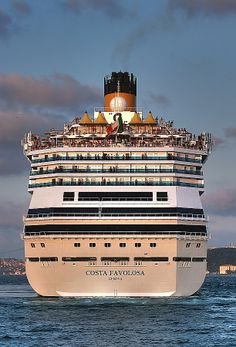 Explore Malta, Spain, Italy and Sicily on the luxurious Costa Favolosa. Malta Direct will help you plan your #cruise http://www.maltadirect.com/cruises