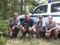 ELLSWORTH, Maine — An 8-month-old puppy stranded for up to four days on a ledge in Acadia National Park is back with her family thanks to several park rangers determined to find an elusive dog heard crying in the woods. Bailey, a young and energetic black Lab, apparently wandered away [...]