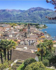 Switzerland – Get Natural!  FunPalStudio  Art, Artist, Artwork, Illustrations, Entertainment, beautiful, Photography, Landscape, travel, photographer, Switzerland, vacaion spots. Ascona, Switzerland