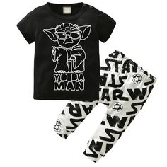 Star wars baby boy outfit