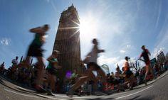 London Marathon 2013 - 18.5 stone to marathon runner