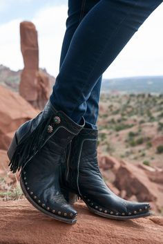 Apache Kid Boot | Double D Ranch