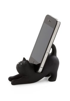 Cute You've Gato a Call Phone Stand http://rstyle.me/n/hg9evbh9c7
