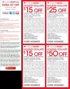 We use gadgets of one kind or another in our daily lives they are macys discounts and coupons for today fandeluxe Gallery