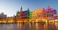#Brussels has a strong #French, slight #Dutch and #European influence mixed with the local flavor. Most of the locals use French language and the rest use the Dutch. A truly international city with a large population of #foreigners.