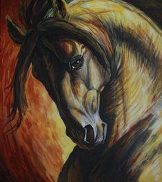Horse Power by Silvana Gabudean