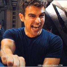 I love him even Theodore James, Theo James, Hot Men, Sexy Men, Hot Guys, Allegiant, Insurgent, Divergent Cast, Gorgeous Men