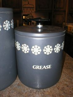 131 best range sets grease jars images vintage dishes vintage rh pinterest com