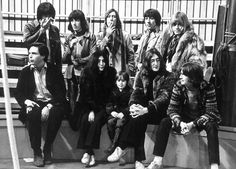 Pictures of Rolling Stones members with other famous people