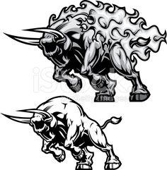 Bicep Tattoos, Bull Tattoos, Taurus Logo, Art Forms, I Tattoo, Tattoo Ideas, Zodiac, Gaming, Board