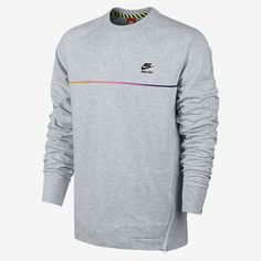 Nike AW77 Track and Field Crew Men's Sweatshirt. Nike Store