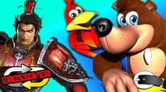 nice Banjo-Kazooie a Dynasty Warrior?!? AND MORE - Crossover Lightning Round